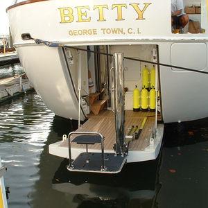élévateur à bateaux