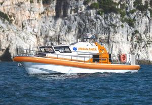bateau de travail / bateau à passagers / bateau de sauvetage / bateau de transport de personnel