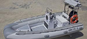 bateau professionnel bateau de service / bateau de surveillance / bateau de travail / bateau à passagers