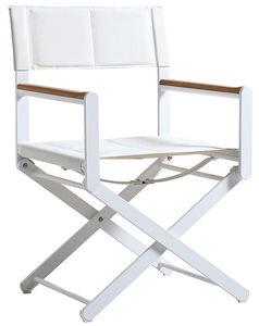 Chaise Les En Aluminium AluminiumStandard Tous 54ALjR