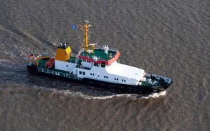 navire de recherche océanographique