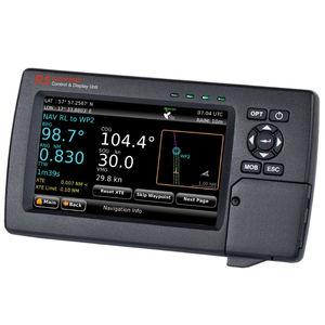 GPS / DGPS / pour navire / monochrome