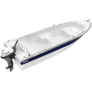 barque hors-bord / open / en fibre de verre / max. 4 personnes