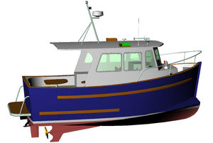 trawler in-bord