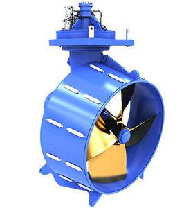 propulseur azimutal / pour navire / électrique / L-drive