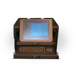logiciel de calcul / de suivi / sous-marin