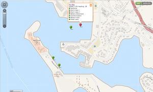 logiciel de gestion de flotte / pour marina / pour société de location de bateaux