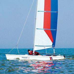 catamaran de sport école / de loisir / solitaire