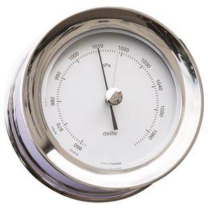 baromètre analogique / en acier inoxydable