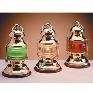 lampe d'intérieur / pour navire / de table / ampoule à incandescence