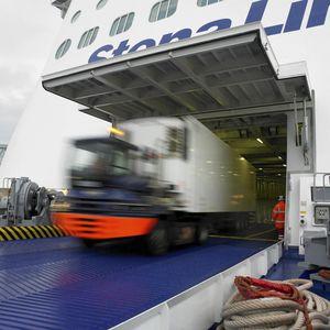 porte pour navire Ro-Ro