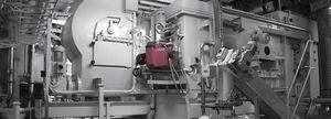 incinérateur pour navires de déchets