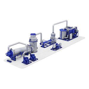 générateur de gaz inerte pour méthanier