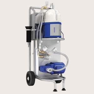 système de traitement d'huile
