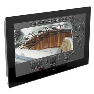 panel PC pour navire / encastrable