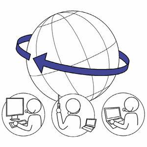 logiciel de communication / pour navire / pour yacht / pour visio-conférence
