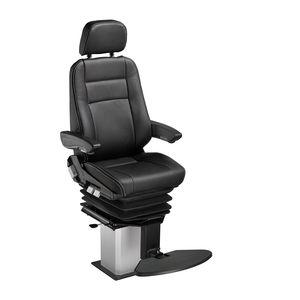 siège pilote / pour navire / avec accoudoirs / ajustable