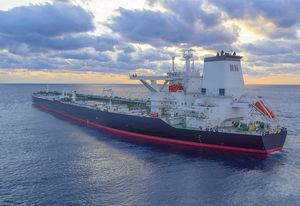 cargo pétrolier / VLCC / ULCC