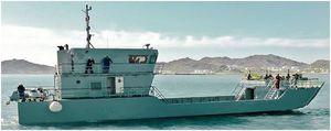 navire spécial de débarquement