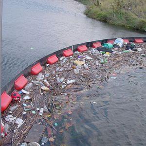 barrage antipollution