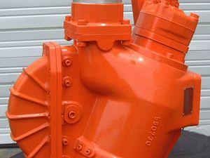système de récupération d'hydrocarbures (pompe de transfert) pour navire