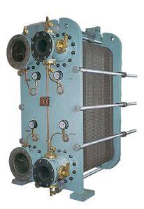 échangeur de chaleur à plaques