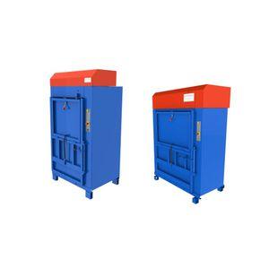 compacteur de déchets en carton / pour navire