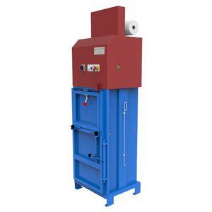 compacteur de déchets en carton / plastiques / pour navire