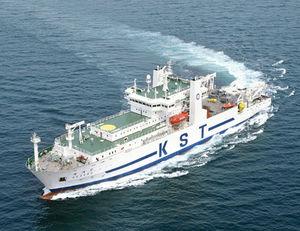navire spécial câblier