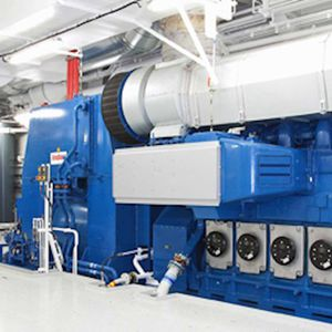 générateur électrique pour navire