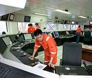 système d'alarme et de sécurité pour navire
