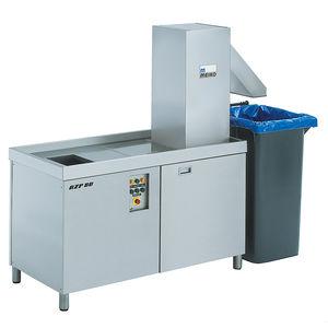 système de traitement des déchets alimentaires