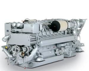 groupe électrogène pour yacht / hybride