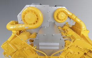 isolation rigide pour moteur / thermique / SOLAS