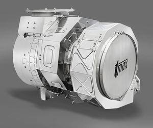 isolation rigide pour turbocompresseur / acoustique / thermique / SOLAS