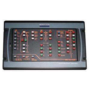 système de contrôle / pour navire / de feu de navigation