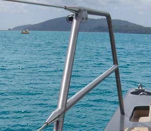 balcon pour bateau / de proue / de poupe