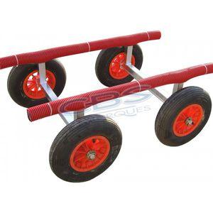 chariot de mise à l'eau / de jet-ski