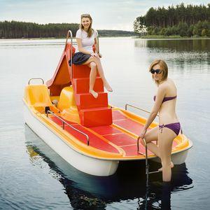 bateau à pédales 6 places