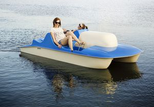 bateau à pédales 4 places