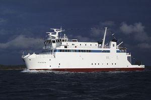 car-ferry polaire