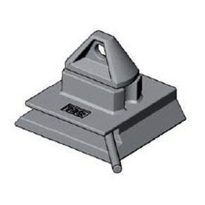 twist-lock pour l'arrimage de conteneur en queue d'aronde