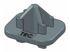 twist-lock pour l'arrimage de conteneur