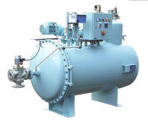 séparateur pour navire / eau / huile / pour eaux de cales