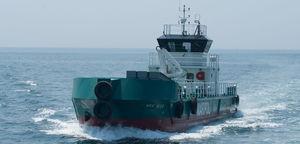 navire anti-pollution polaire