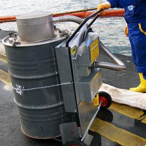 incinérateur pour navires de déchets / de boues