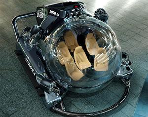sous-marin à usage personnel