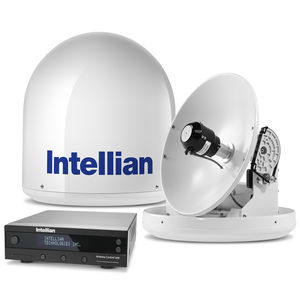 antenne TV / satellite / pour bateau / radôme