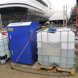 nettoyeur haute pression pour chantier naval