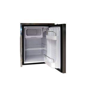 réfrigérateur pour bateau / encastrable / à compresseur / en inox